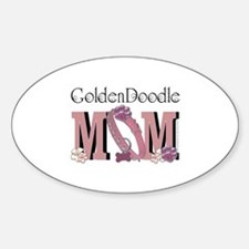 GoldenDoodle MOM Decal