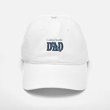 GoldenDoodle DAD Baseball Baseball Cap
