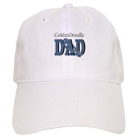 GoldenDoodle DAD Cap