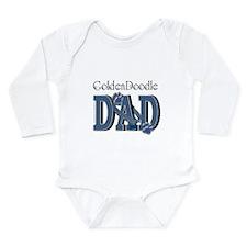 GoldenDoodle DAD Long Sleeve Infant Bodysuit