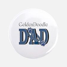 "GoldenDoodle DAD 3.5"" Button"