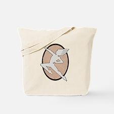 Vintage Hiawatha Tote Bag