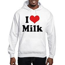 I Love Milk 2 Hoodie
