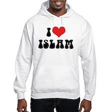 I Love Islam 2 Hoodie