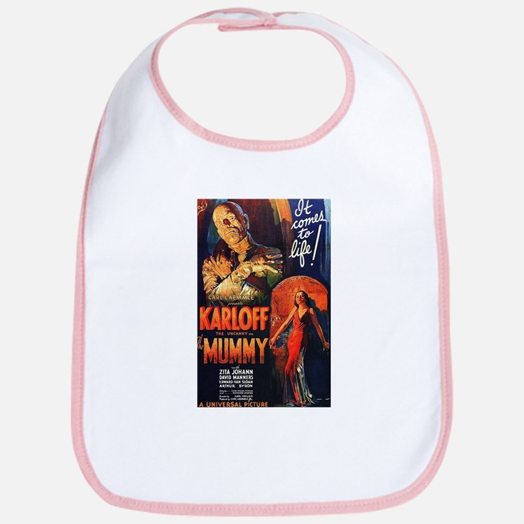 The Mummy Bib
