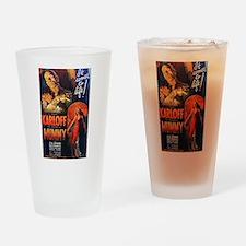 The Mummy Drinking Glass