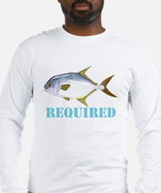 Permit Required Long Sleeve T-Shirt