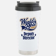 Cute World%27s greatest director Travel Mug