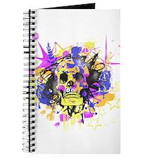 Graffiti Skull Journal