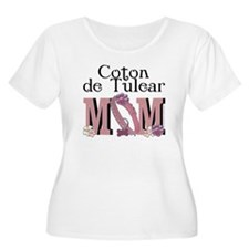 Coton de Tulear MOM T-Shirt