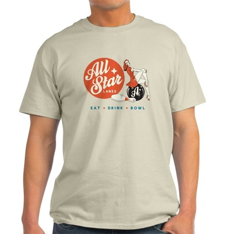 All Star Bowling Light T-Shirt