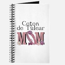 Coton de Tulear MOM Journal