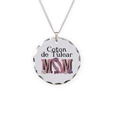 Coton de Tulear MOM Necklace
