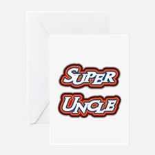 Super Uncle Greeting Card