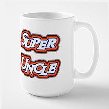 Super Uncle Large Mug