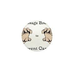 Prevent Cancer Mini Button (10 pack)