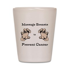 Prevent Cancer Shot Glass