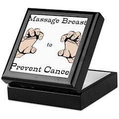 Prevent Cancer Keepsake Box