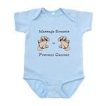 Prevent Cancer Infant Bodysuit