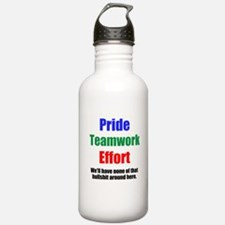 Teamwork Pride Water Bottle