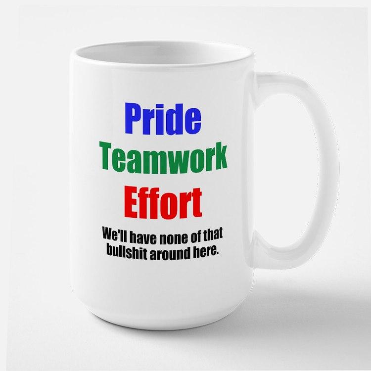 Teamwork Pride Mug