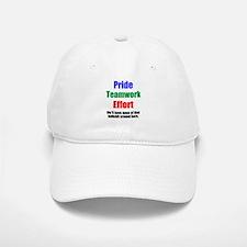 Teamwork Pride Baseball Baseball Cap