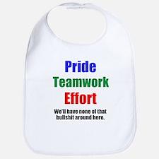 Teamwork Pride Bib