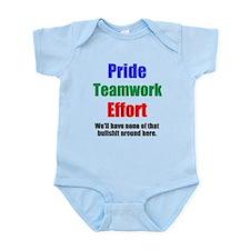 Teamwork Pride Infant Bodysuit
