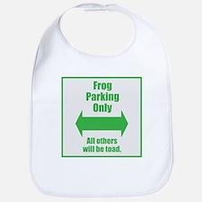 Frog Parking Bib