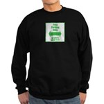 Frog Parking Sweatshirt (dark)