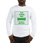 Frog Parking Long Sleeve T-Shirt