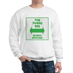 Frog Parking Sweatshirt