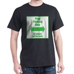 Frog Parking Dark T-Shirt