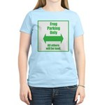 Frog Parking Women's Light T-Shirt