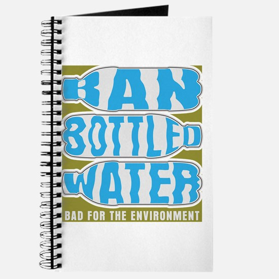 Ban Bottled Water Journal