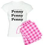 Penny Knock Women's Light Pajamas