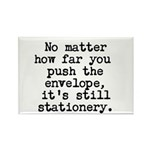 Envelope Stationery Rectangle Magnet (100 pack)