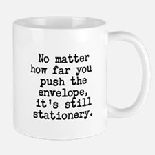 Envelope Stationery Mug