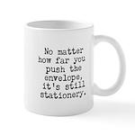 Envelope Stationery Mug