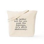 Envelope Stationery Tote Bag