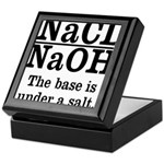 Base A Salt Keepsake Box