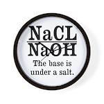 Base A Salt Wall Clock