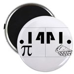 Pi Pie Magnet