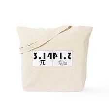 Pi Pie Tote Bag