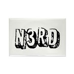 N3RD Rectangle Magnet (100 pack)