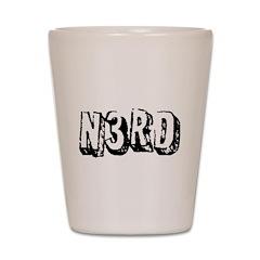 N3RD Shot Glass