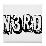 N3RD Tile Coaster