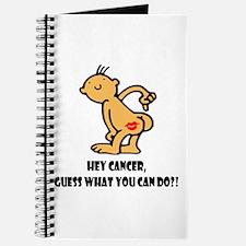 Hey Cancer -- Cancer Awareness Journal