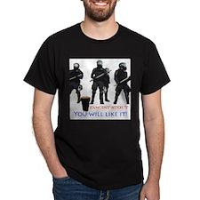 Fascist Stout T-Shirt