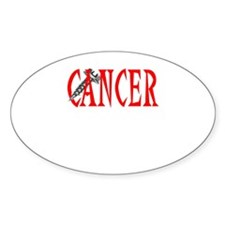 Screw Cancer -- Cancer Awareness Decal